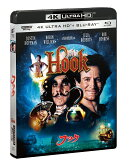 フック(4K ULTRA HD+ブルーレイ)【4K ULTRA HD】