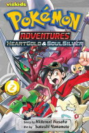 Pokemon Adventures: Heart Gold Soul Silver, Vol. 2