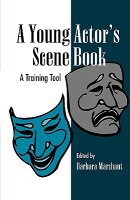 A Young Actor's Scene Book: A Training Tool
