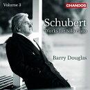 【輸入盤】ピアノ・ソナタ第19番、楽興の時、挨拶を送ろう、水の上で歌う バリー・ダグラス
