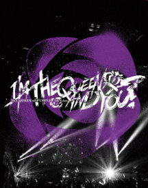 "The QUEEN of PURPLE 1st Live ""I'M THE QUEEN, AND YOU?""【初回限定盤】(2Blu-ray+DVD+CD)【Blu-ray】 [ The QUEEN of PURPLE ]"