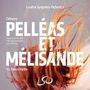【輸入盤】『ペレアスとメリザンド』全曲 サイモン・ラトル&ロンドン交響楽団、コジェナー、ゲルハーヘル、他(20…
