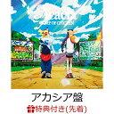 【11月中旬以降発送】【先着特典】アカシア盤 「アカシア / Gravity」 (CD+DVD+グッズ) (「アカシア」ver.クリアフ…