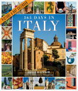 365 Days in Italy Picture-A-Day Wall Calendar 2021 2021 365 DAYS IN ITALY PICT-A- [ Patricia Schultz ]