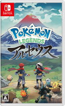 【特典】Pokemon LEGENDS アルセウス(【早期購入外付特典】プロモカード「アルセウスV」 ×1+【ゲーム内アイテム】…