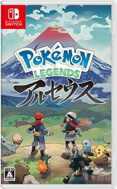 【特典】Pokemon LEGENDS アルセウス(【早期購入外付特典】プロモカード「アルセウスV」 ×1+【ゲーム内アイテム】着物セット ガーディ(ヒスイのすがた))