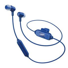 JBL E25BT ブルー JBLE25BTBLU Bluetooth イヤホン
