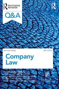 Q&ACompanyLaw2013-2014[MichaelOttley]