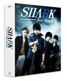 SHARK 〜2nd Season〜 DVD-BOX 豪華版【初回限定生産】 [ 重岡大毅 ]