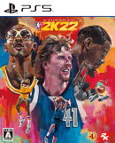 『NBA 2K22』NBA 75周年記念エディション PS5版