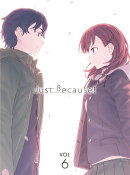 Just Because! 第6巻【Blu-ray】