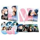 W -君と僕の世界ー DVD SET2(お試しBlu-ray付き) [ イ・ジョンソク ]