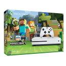 【予約】Xbox One S 500 GB (Minecraft 同梱版)