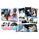W -君と僕の世界ー Blu-ray SET1【Blu-ray】 [ イ・ジョンソク ]