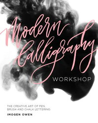 MODERN CALLIGRAPHY WORKSHOP(P)