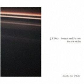 J.S.バッハ:無伴奏ヴァイオリンのためのソナタとパルティータ BWV1001-1006 [ 佐藤俊介 ]