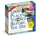 1,000 Places to See Before You Die Page-A-Day Calendar 2021 2021 1000 PLACES TO ...