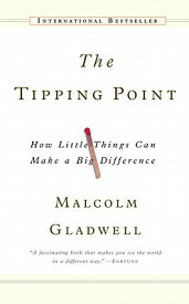 TIPPING POINT,THE(A) [ MALCOLM GLADWELL ]