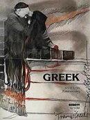 【輸入楽譜】ターネジ, Mark-Anthony: オペラ「ギリシャ」 (英語・独語)