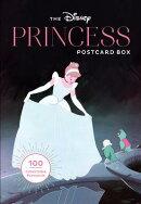 DISNEY PRINCESS POSTCARD BOX:1937-2017