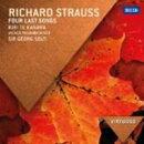 【輸入盤】R.シュトラウス:4つの最後の歌(テ・カナワ、ショルティ&ウィーン・フィル)、マーラー:さすらう若者…