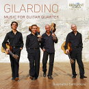 【輸入盤】Works For Guitar Quartet: Quartetto Santorsola