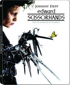 シザーハンズ【完全数量限定生産スチールブック仕様】【Blu-ray】 [ ジョニー・デップ ]