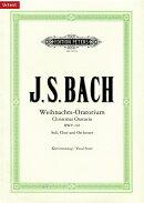 【輸入楽譜】バッハ, Johann Sebastian: クリスマス・オラトリオ BWV 248 (独語)