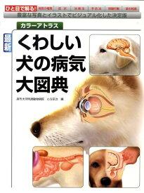 最新くわしい犬の病気大図典 カラーアトラス [ 小方宗次 ]