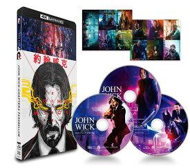 ジョン・ウィック:パラベラム (4K ULTRA HD+Blu-ray) 【4K ULTRA HD】 [ キアヌ・リーブス ]