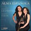 【輸入盤】『スペインの魂〜歌とギターのための作品集』 イザベル・レナード、シャロン・イズビン