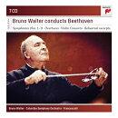 【輸入盤】交響曲全集、ヴァイオリン協奏曲、リハーサル ワルター&コロンビア交響楽団(7CD)