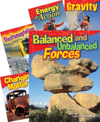 Physical Science Grade 3: 5-Book Set PHYSICAL SCIENCE GRADE 3-5CY (Science Readers: Content and Literacy) [ Teacher Created Materials ]