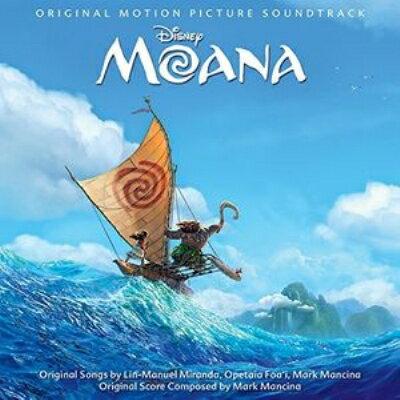 【輸入盤】Moana (Original Soundtrack) [ モアナと伝説の海 ]