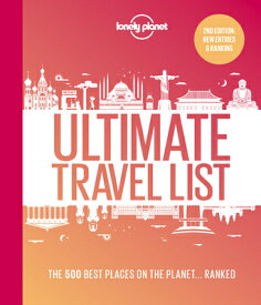 Lonely Planet's Ultimate Travel List 2: The Best Places on the Planet ...Ranked LONELY PLANETS ULTIMATE TRAVEL (Lonely Planet) [ Lonely Planet ]