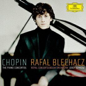 ショパン:ピアノ協奏曲第1番・第2番 [ ラファウ・ブレハッチ ]
