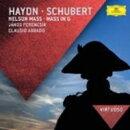 【輸入盤】シューベルト:ミサ曲第2番(アバド&ヨーロッパ室内管)、ハイドン:ネルソン・ミサ(フェレンチーク&…