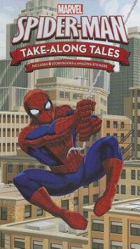 Spider-ManTake-AlongTales[DisneyBookGroup]