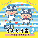 2018 うんどう会 2 パンダちゃんの赤ちゃん