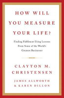 HOW WILL YOU MEASURE YOUR LIFE?(H)
