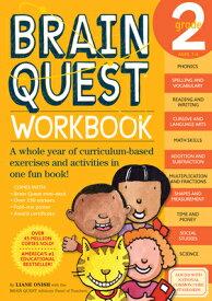 BRAIN QUEST WORKBOOK:GRADE 2(P) [ LIANE ONISH ]