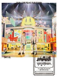 LIVE FILMS YUZUTOWN / ALWAYS YUZUTOWN(BD2枚組+ブックレット)【Blu-ray】 [ ゆず ]