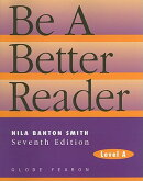 Be a Better Reader: Level a Se 1997c.