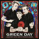 【輸入盤】Greatest Hits: God's Favorite Band [ Green Day ]