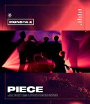"MONSTA X, JAPAN 1st LIVE TOUR 2018 ""PIECE""【Blu-ray】"