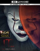 "IT/イット ""それ""が見えたら、終わり。(4K ULTRA HD+ブルーレイ)【4K ULTRA HD】"