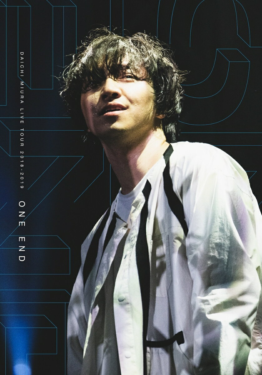 DAICHI MIURA LIVE TOUR ONE END in 大阪城ホール(スマプラ対応) [ 三浦大知 ]