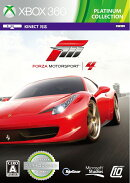 Forza Motorsport 4 Xbox 360 プラチナコレクション
