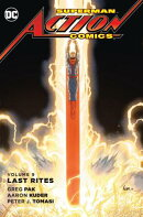 Superman-Action Comics Vol. 9: Last Rites