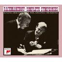 ラフマニノフ:交響曲全集&交響的舞曲 [ ユージン・オーマンディ/フィラデルフィア管弦楽団 ]